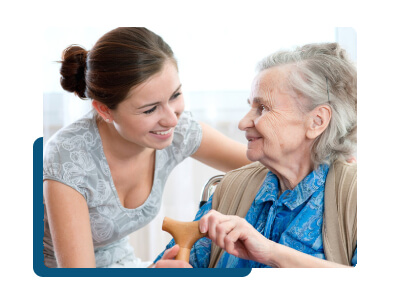 elderly care and support